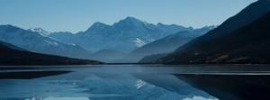 Bergsee Nachhaltige Pflegeprodukte